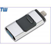 Wholesale 8GB USB3.0 USB Memory Stick OTG 3 IN 1 Functions for Different Devices from china suppliers
