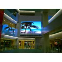 Quality WIFI Control HD P4 indoor smd led display Video Wall for Shopping Mall Advertising for sale