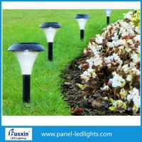 Wholesale 36cm White Garden Solar Lights Street Lamp With Sensor Easy Maintenance from china suppliers