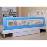 Wholesale Convertible Bunk Bed Safety Rail Blue / Home Twin Bed Safety Rails from china suppliers