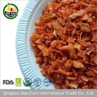 Wholesale New products 2016 dehydrated vegetable dried carrot with free sample from china suppliers