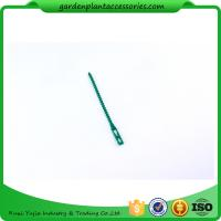 Wholesale 13cm Climber Adjustable Plastic Garden Ties Green Color Hold Plants from china suppliers
