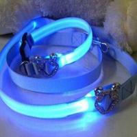 Wholesale LED Chain Dog Leash, Easy to Install and Remove, Various Colors are Available from china suppliers