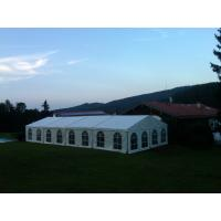 Wholesale Spacious Outdoor European Style Event Tent , Clearspan Structrue Banquet Canopies from china suppliers
