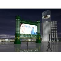 Wholesale Custom LED Video Screens , Led Moving Message Display With Light Emitting Materials from china suppliers
