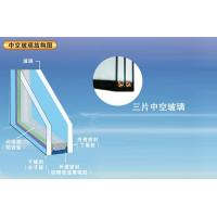 Wholesale Solid Insulated Tempered Glass Double Glazing / Triple Glazing For Windows , 3660mmx15000mm from china suppliers