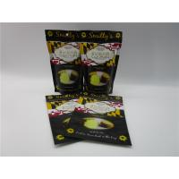Wholesale Food Grade Resealable Snack Bag Packaging , 8oz Stand Up snack packaging bags Foil Lined from china suppliers