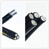 Buy cheap Overhead Electrical Conductors 7 Wire Cable , Durable Xlpe Underground Cable from wholesalers