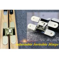 Wholesale antique brass plating 180 degree hinge adjustable hinges concealed door hinge from china suppliers
