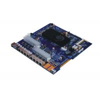 Wholesale Celeron Dual Core 1037U 8 LAN firewall motherboard with COM network security mainboard from china suppliers