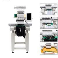 Wholesale Large Embroidery Area One Head Embroidery Machine , Computerized Embroidery Machine from china suppliers