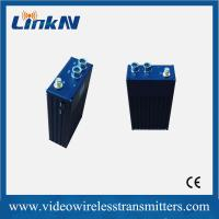 Wholesale Hottest Light Weight Long Range H.264 Encoded COFDM Video Transmitter from china suppliers