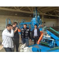 China Water Cooling Tyre Recycling Machine Crumb Rubber Wearing Resistance on sale