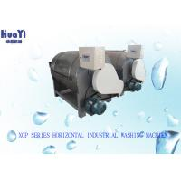 Wholesale Large Capacity Fabric Horizontal Washing Machine / Commercial Washer Machine from china suppliers
