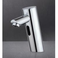 Wholesale AC 220V Hospital Automatic Sensor Faucet / One Hole Brass Bathroom Sink Faucet HN-6A04 from china suppliers