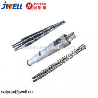 China Blow Film Sheet Extruder Screws And Barrels Endurabale Wearable Soft Compression on sale