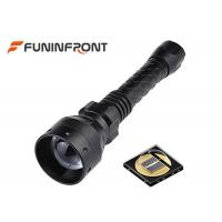 Wholesale T50 IR 50mm Lens Infrared Flashlight Night Vision LED Torch Light Zoomable Focus from china suppliers