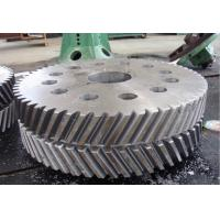 Carbon Steel And Alloy Steel Heavy Forged Disk For Gear , C45 42CrMo4 34CrNiMo6
