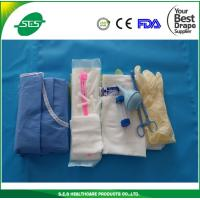 Wholesale CE Approval Sterile Disposable Clean Delivery Kit/normal delivery set from china suppliers