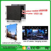 Wholesale Full Color Outdoor SMD Led Display Pixel Pitch 5mm Size 160*160mm from china suppliers