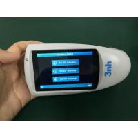 Wholesale ISO2813 Standard 3NH Nhg268 2000gu Multi Angle Gloss Meter from china suppliers