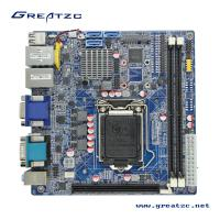 Buy cheap 6 COM LGA1151 Intel H81 Chipset Motherboard , 6th Generation CPU Core i7 i5 i3 from wholesalers