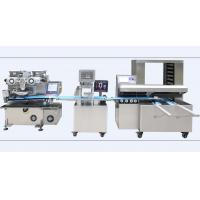 Wholesale Encrusting Bread Making Machine , Industrial  Bread Making Equipment Computer Control from china suppliers