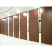 Buy cheap Top Hanging System Movable Interior Sliding Door Soundproof Operable Office Partition Walls from wholesalers