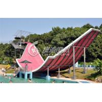 Wholesale Customized Colorful Swing Surf n Slide Water Park for Exciting Park Play Equipment from china suppliers