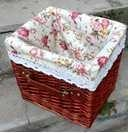 Buy cheap Willow or Wicker Storage Basket BS-106 from wholesalers