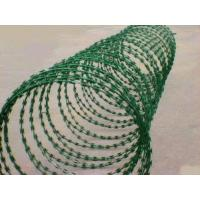 Wholesale Pvc Coated Razor Barbed Wire from china suppliers