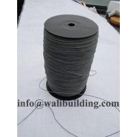 Wholesale strong polyester window screen cord for fiberglass folding screen from china suppliers