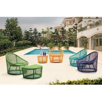 Wholesale 2013 OUTDOOR FURNITURE POLO Wicker Colorful Patio Sofa AR-C302 from china suppliers