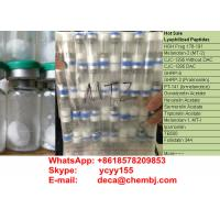 Wholesale Melanotan 2 Growth Hormone Peptides UK MT2 Tanning Skin CJC Color Flip Off Caps from china suppliers