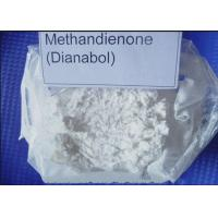 Wholesale Methandienone Dianabol Raw Hormone Powders / Raw Oral Steroids Powder ISO90001 from china suppliers