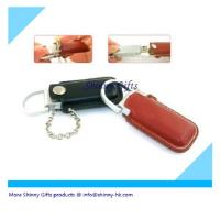 Wholesale Simple design usb stick leather from china suppliers