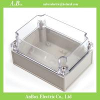 Wholesale 175*125*100mm ip66 clear distribution box weatherproof electrical enclosures from china suppliers