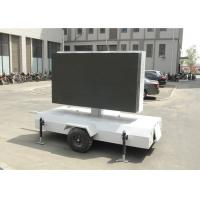 Wholesale Full Color P10 trailer mounted led screen Display / led trailer sign from china suppliers