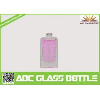 Wholesale Hotsale 30ml Clear Glass Essential Balm bottle with plastic screw cap from china suppliers