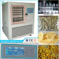 Wholesale factory price food freeze dryer/vacuum freeze dryer china/freeze drying Lyophilizer Machine for Instant coffee from china suppliers