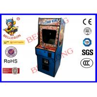 Quality 19''LCD Screen upright arcade machine one side two players with Adjustable volume button for sale