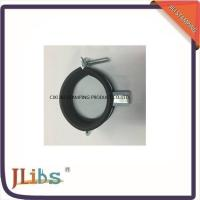 Carbon Steel / Stainless Steel Galvanised Tube Clamps , Thickness 1.8-2.0mm