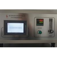 Buy cheap High Precision Horizontal Flammability Tester Medium Size With UL 1581 Approved from wholesalers