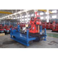 Wholesale skid mounted Crawler Exploration Engineering Prospecting Drilling Rig from china suppliers