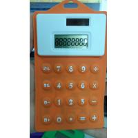 Wholesale Solar Rubber Calculator , silicone calculator ,gift calculator from china suppliers