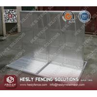 Wholesale HESLY Aluminium Stage Barrier from china suppliers