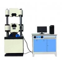 Quality Electric Tensile Testing Machines 60T Computer Control Hydraulic for sale