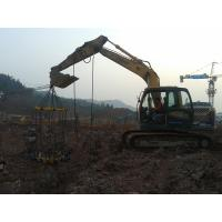 Wholesale 300 - 350mm Hydraulic Pile Breaker Quick Assembled SPA 5 For Crushing Piles from china suppliers