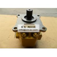 Wholesale CE Shantui spare parts bulldozer steering oil pump sd22 dozer hydraulic pump assy from china suppliers