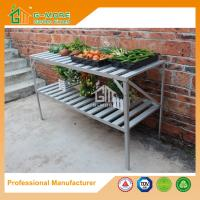 Wholesale 126X50X75cm Silver Color Easy Assembly Removable Aluminum Staging from china suppliers
